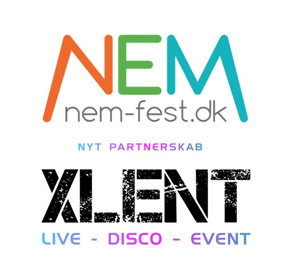 Nem-Fest.dk og XLENT i eksklusivt partnerskab